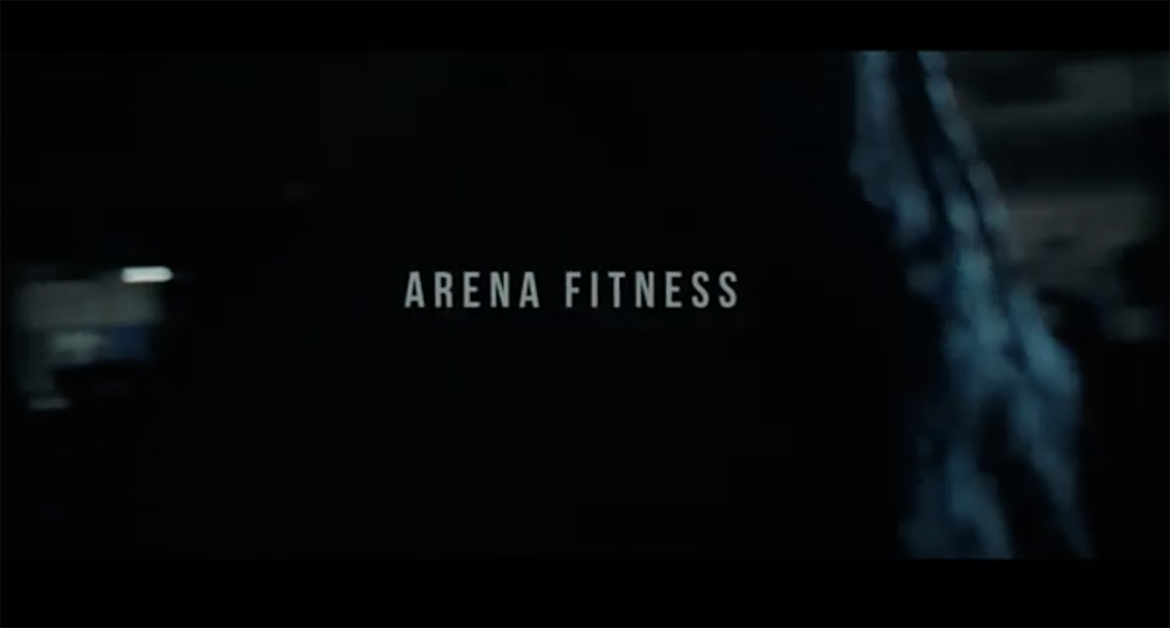 Thumbnail image for the Arena Fitness Video Commercial