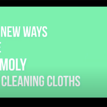 Holy Moly Cloths - Product video Thumnail