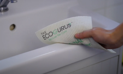 Thumbnail photo for Swedish Dishcloth - Amazon product video